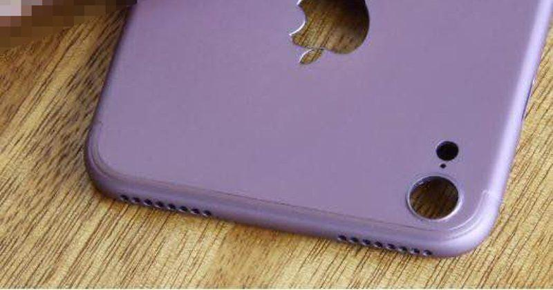 Leaked iPhone 7 casing suggests 4 speakers, larger camera