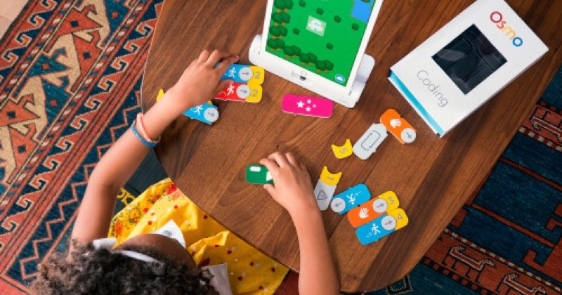 Osmo Coding combines toys, programming, and learning