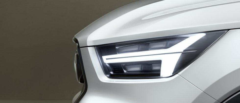Volvo is Snapchatting its future S40 and XC40, we've got details on the concepts