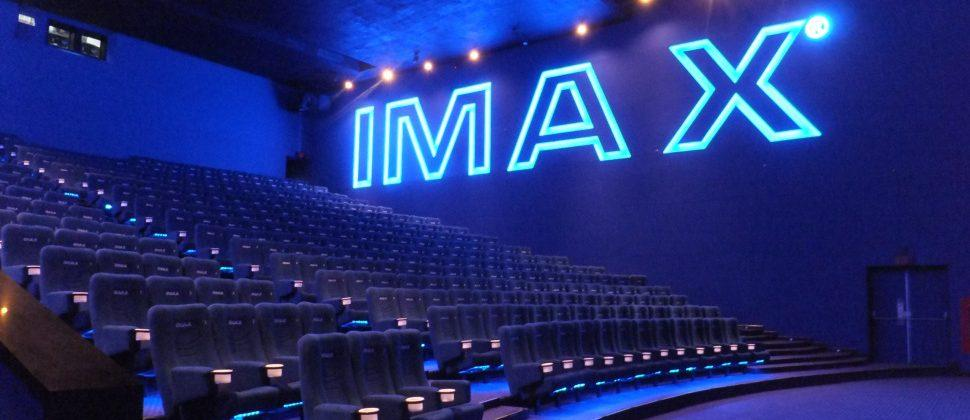 IMAX virtual reality movie theaters are coming this year