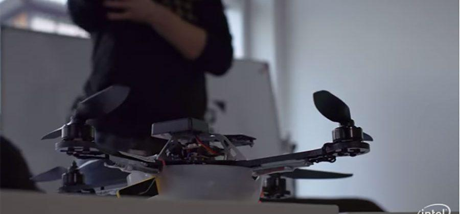 Intel Drone 100 hits Palm Springs for the nations' first aerial experience
