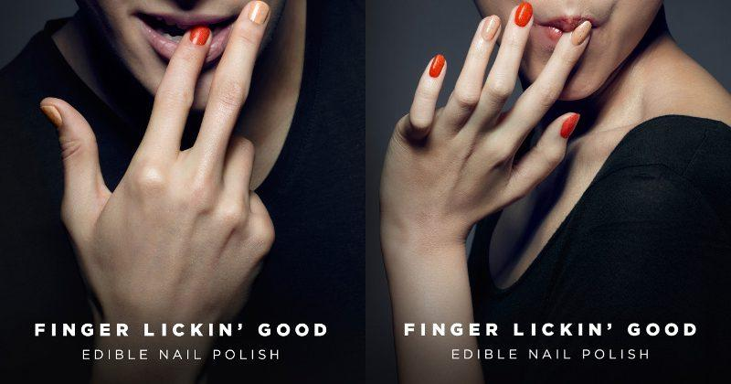 KFC's edible nail polish will have you licking nonstop