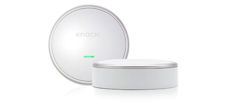 Knocki makes any surface a smart remote control