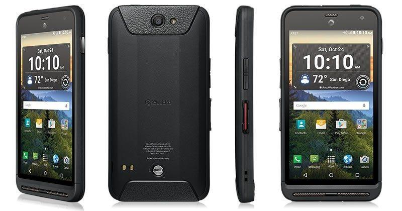 Kyocera DuraForce XD become's T-Mobile's first rugged device