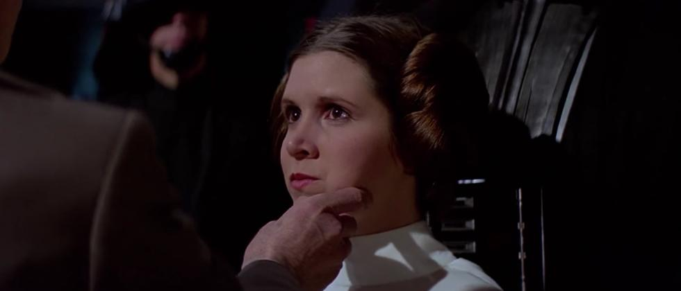 Why does Princess Leia have a British accent in Star Wars? Retconned at last!