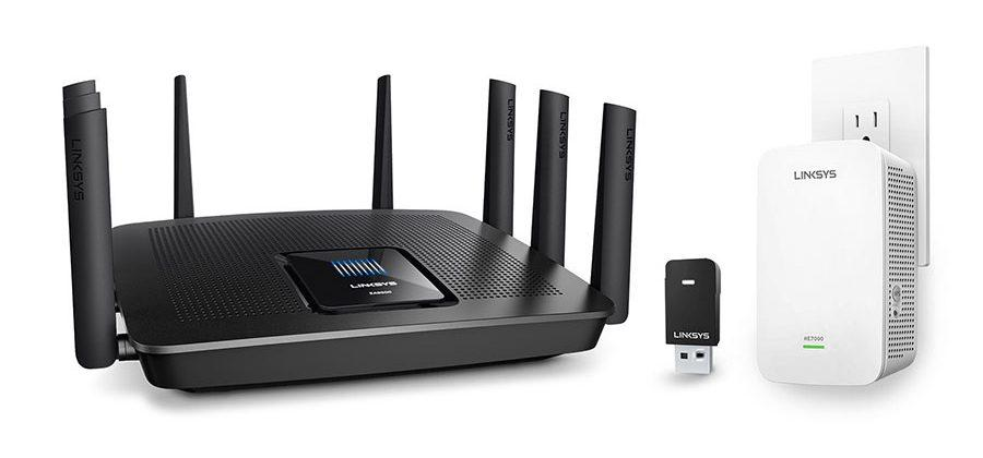 Linksys EA9500 router is first with MU-MIMO 802.11ac Wave 2 tech