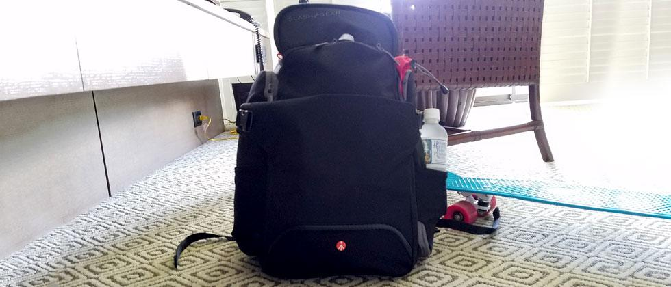 Manfrotto Advanced Rear Backpack Review