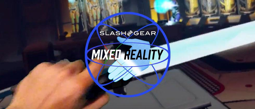 SlashGear's adventures in Mixed Reality (Episode 2)
