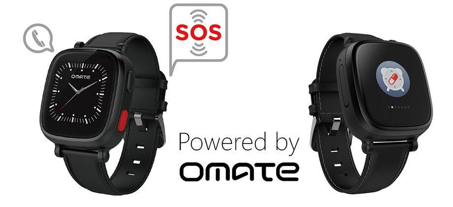 Omate S3 smartwatch is aimed at the elderly