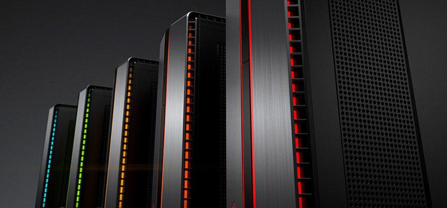 HP outs latest Omen desktop gaming PC and 32-inch display