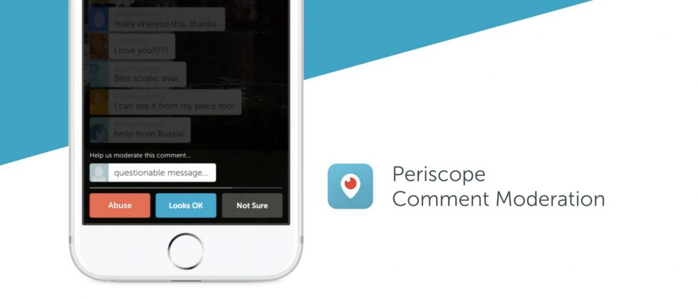Periscope asks viewers to vote trolls out of broadcasts