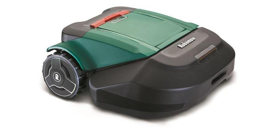 Robomow robotic mowers are like a Roomba for your lawn