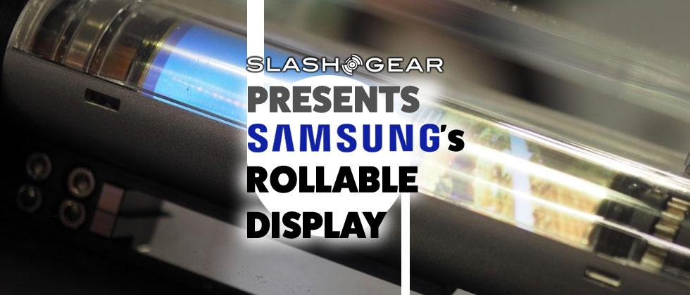 Samsung's Rollable Screen demo is not just a dream for Android