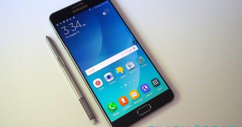 "Galaxy Note 6 ""Lite"" to get FHD screen, 4GB RAM, Snapdragon 820"