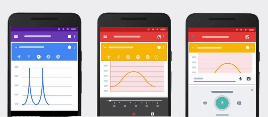Google Science Journal app turns your phone into a lab