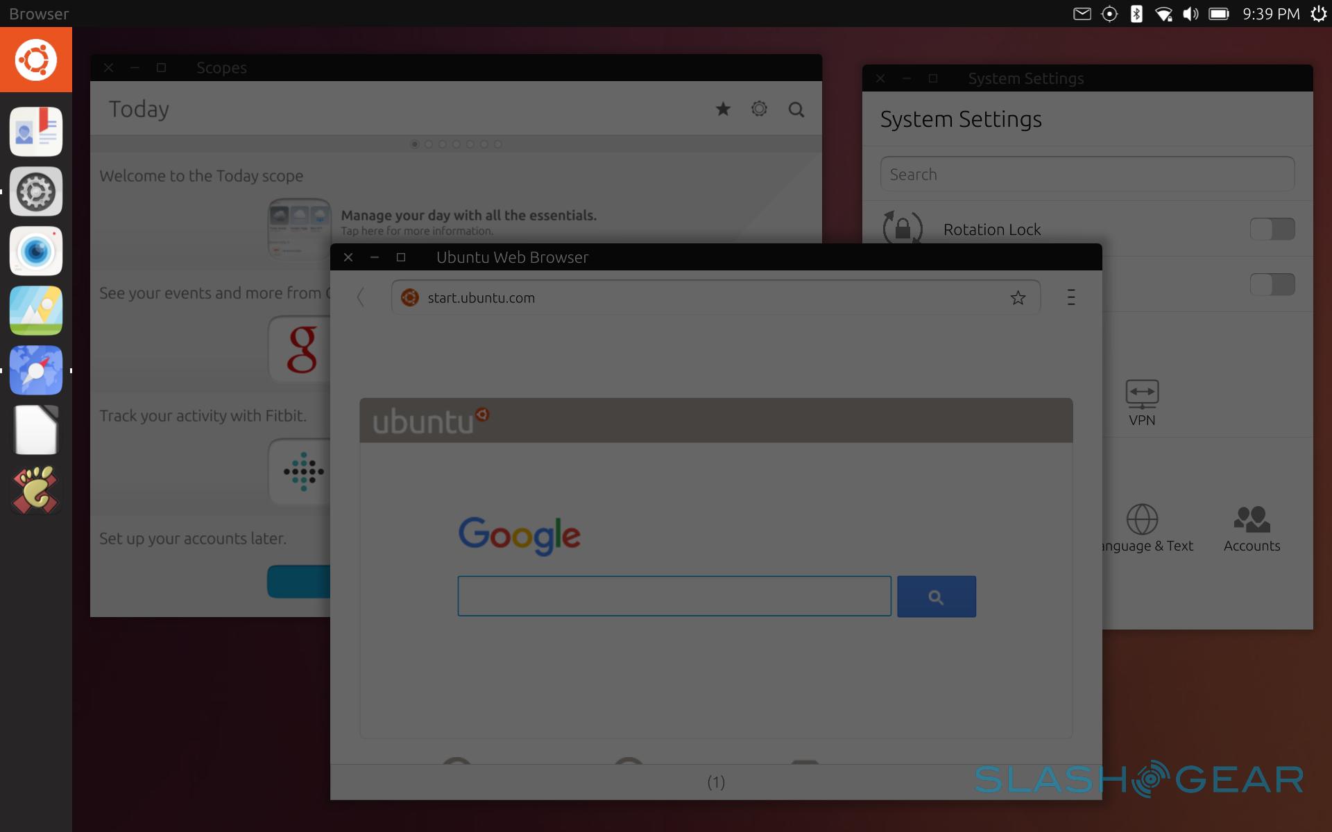 Ubuntu bq Aquaris M10 Review Part 2: Software - SlashGear