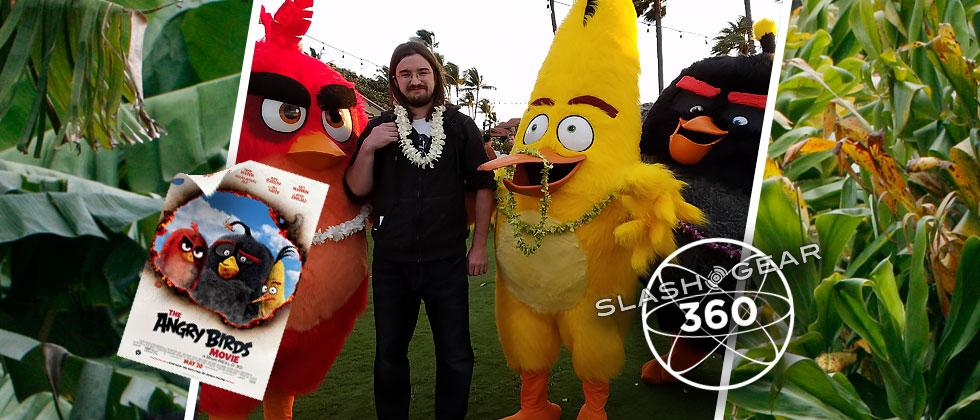 How we hunted Angry Birds in Hawaii: A SlashGear 360 Adventure