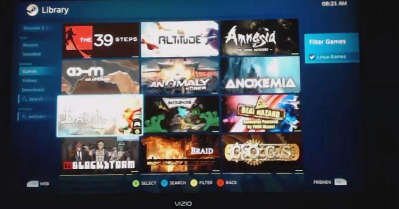 Hack lets PS4 run Steam Linux games