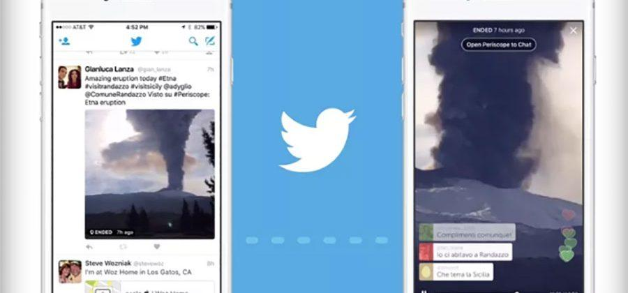 Twitter Android app gets Periscope broadcast launch button