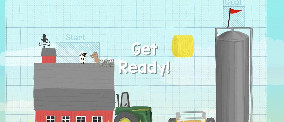 NVIDIA SHIELD multiplayer game Ultimate Chicken Horse Review : Killer Cute