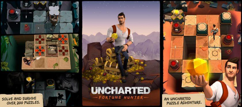 Uncharted: Fortune Hunter will unlock content in U4
