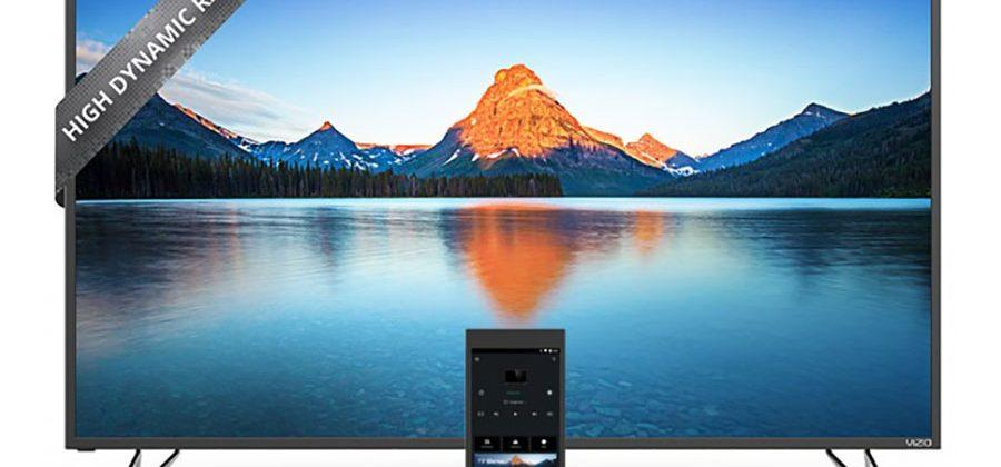 2016 Vizio SmartCast M-Series TVs  with Android remote now shipping