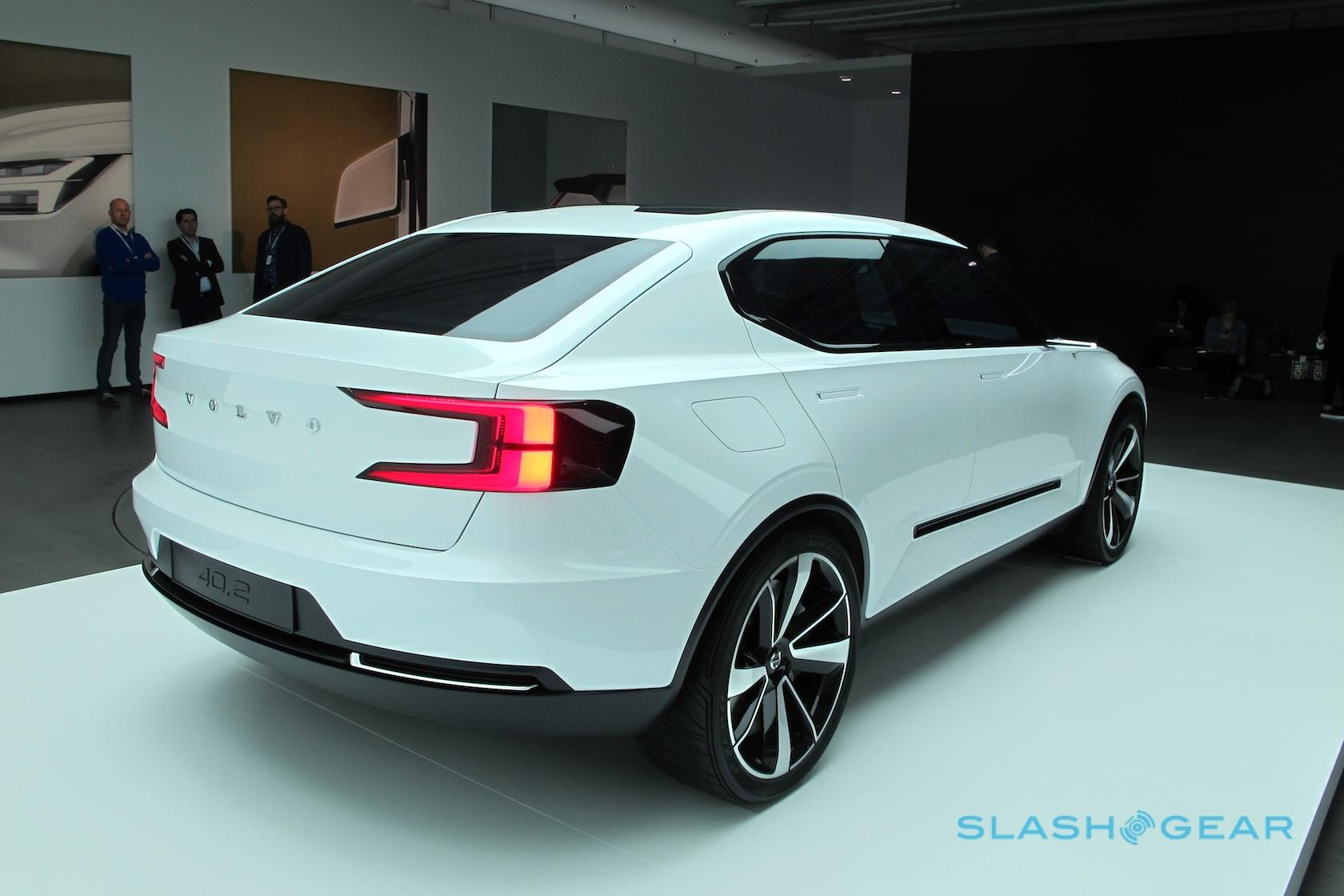Volvo Ev What The All Electric Model 3 Rival Will Look Like Slashgear