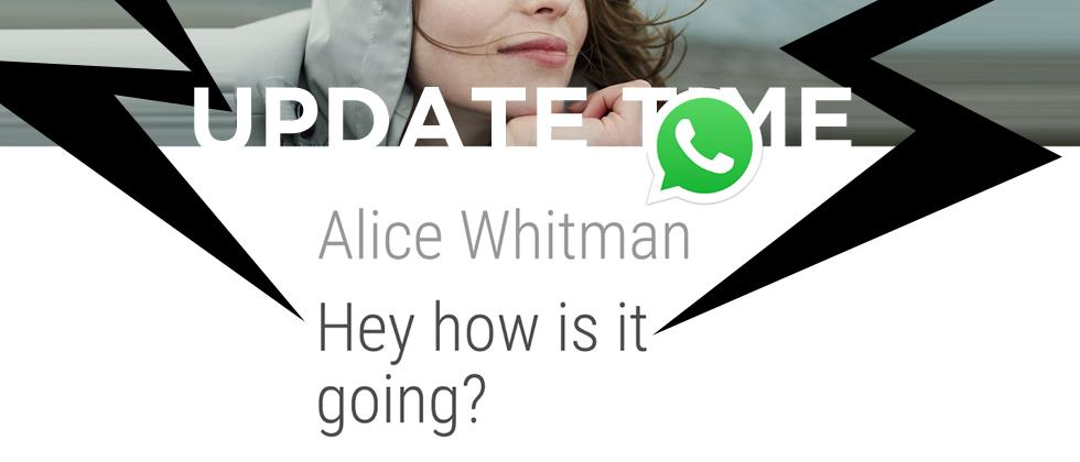 """WhatsApp updated for Android and version """"N"""""""