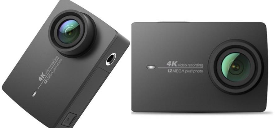 Xiaomi Yi action cam gets a 4K upgrade