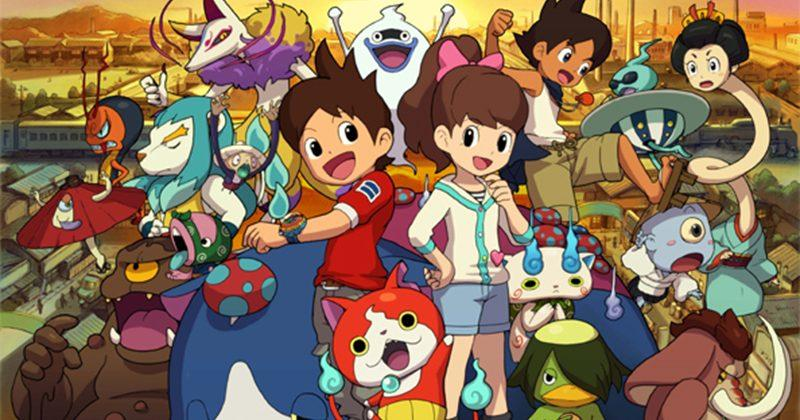 Yokai Watch 2 is coming to the US, and it's bringing lots of toys