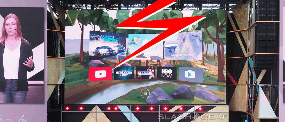 See the new YouTube VR app for Daydream