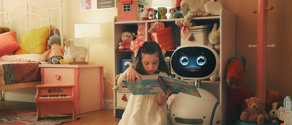Asus Zenbo robot is a connected assistant and playmate