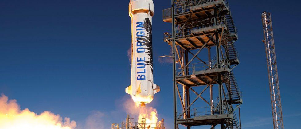 Blue Origin scores NASA partnership for delivering new technologies to space