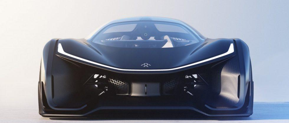 Faraday Future gets self-driving car test permission
