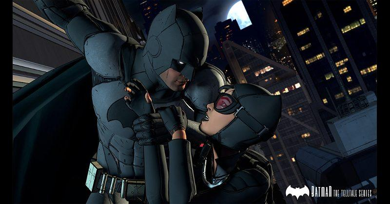 BATMAN The Telltale Series paints a rather different picture