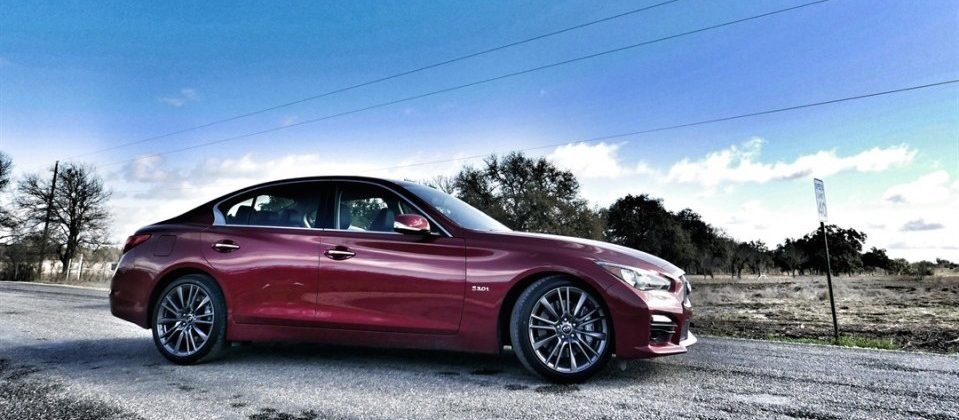 Infiniti issues recall for 60,000 Q50s over steering software issues