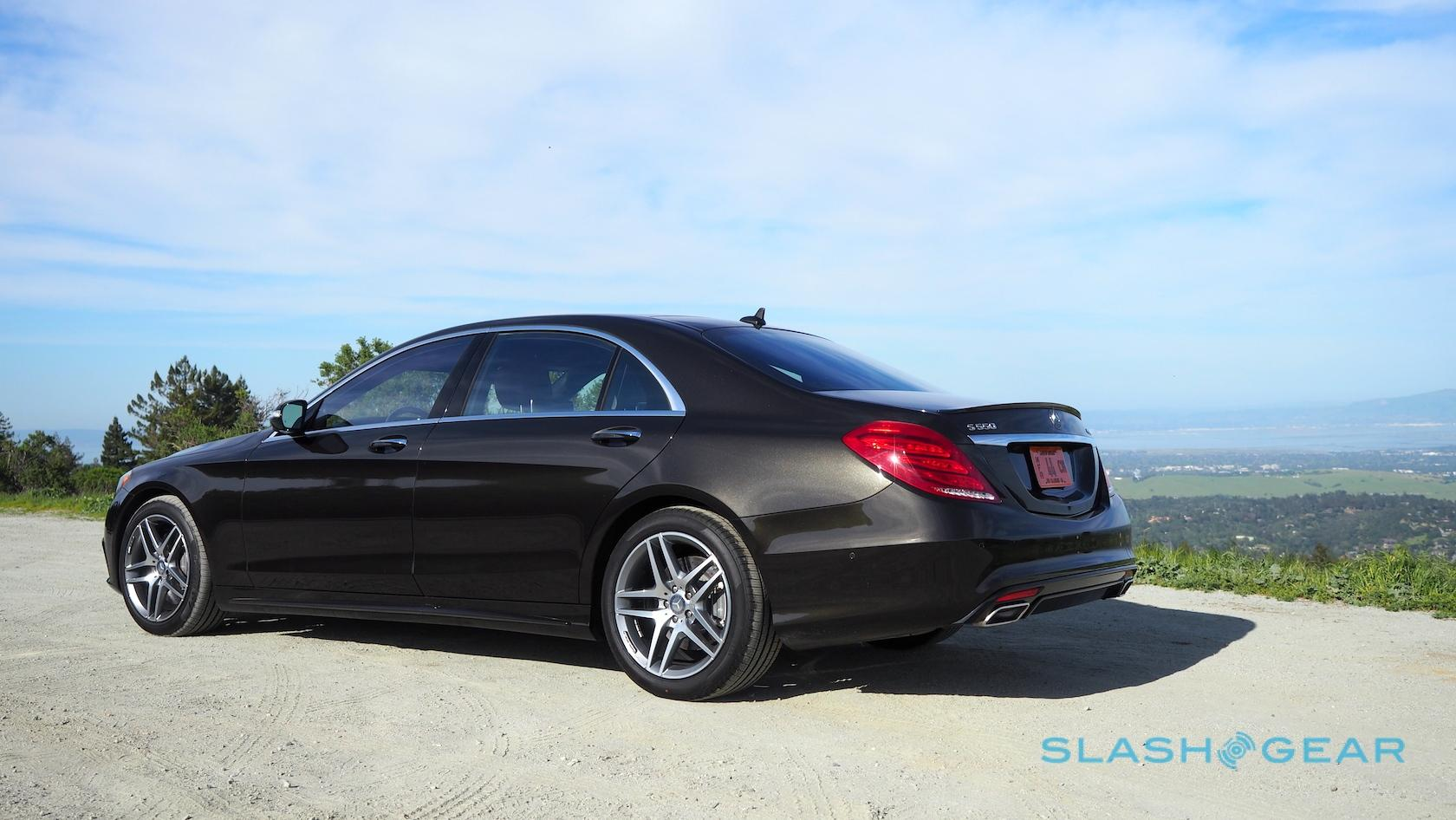 Someone At Mercedes Benz Usa Couldn T Resist The Options List When This Particular S Cl Was Ordered And Extras Stack Up Astonishingly