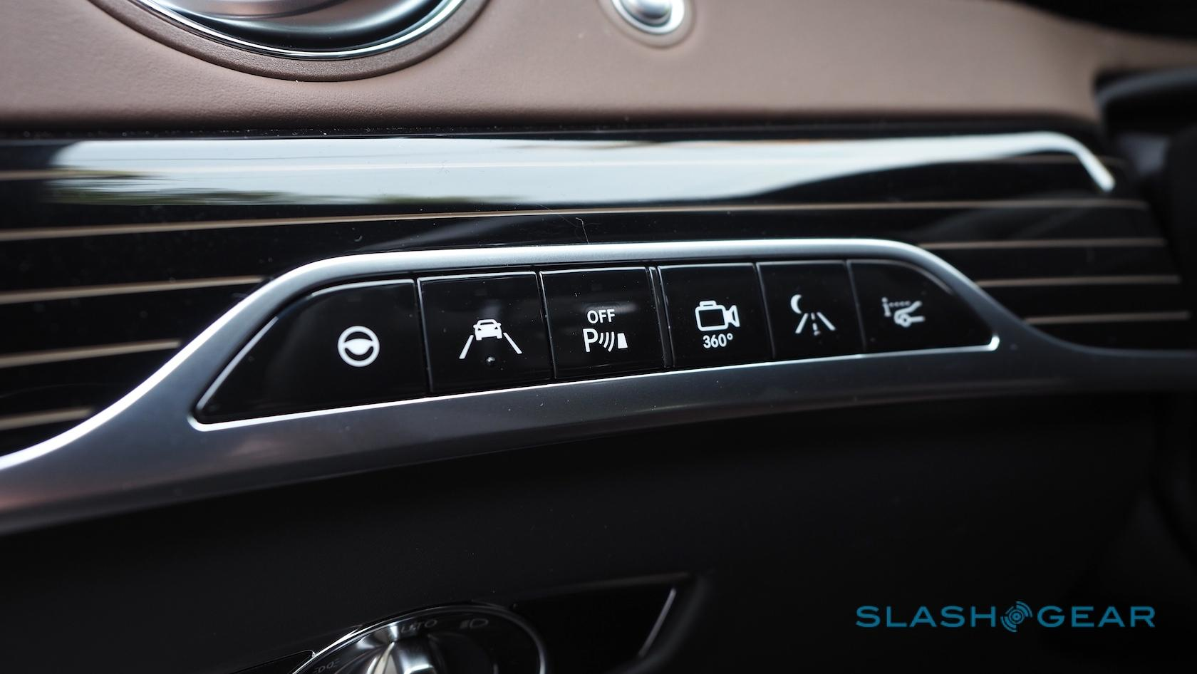 2016 Mercedes-Benz S550 Review – Silicon Valley on wheels - SlashGear