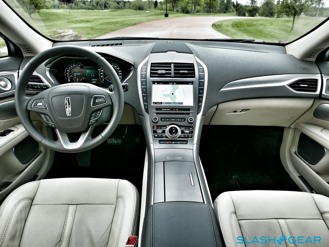2017 Lincoln Mkz Review Slashgear00001