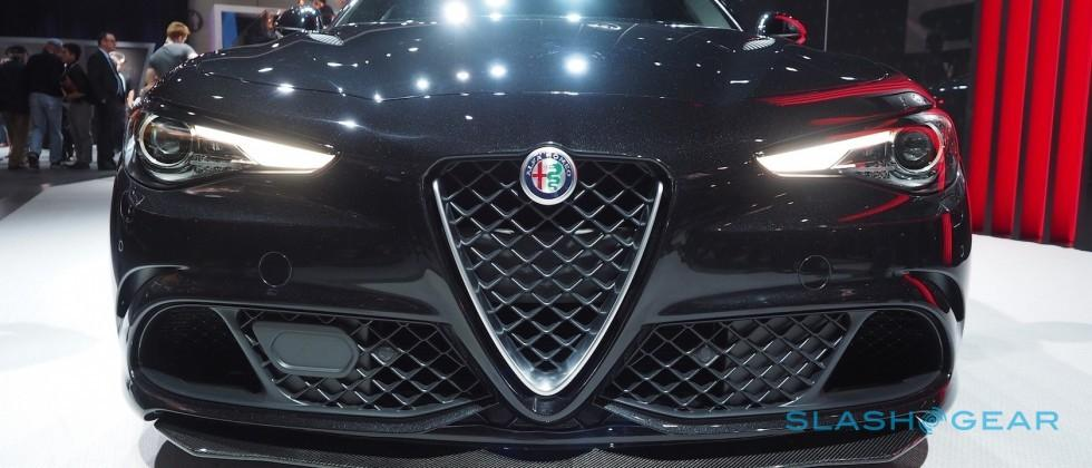 Alfa Romeo is coming for your 5 Series