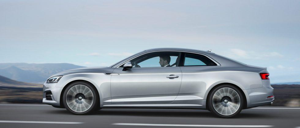2017 Audi A5 and Audi S5 Updates Revealed