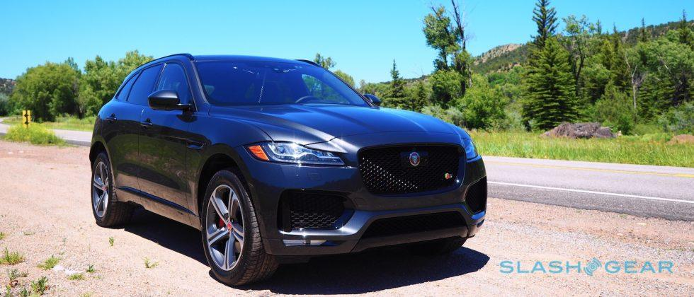 2017 Jaguar F-PACE First Drive – Clever Kitty