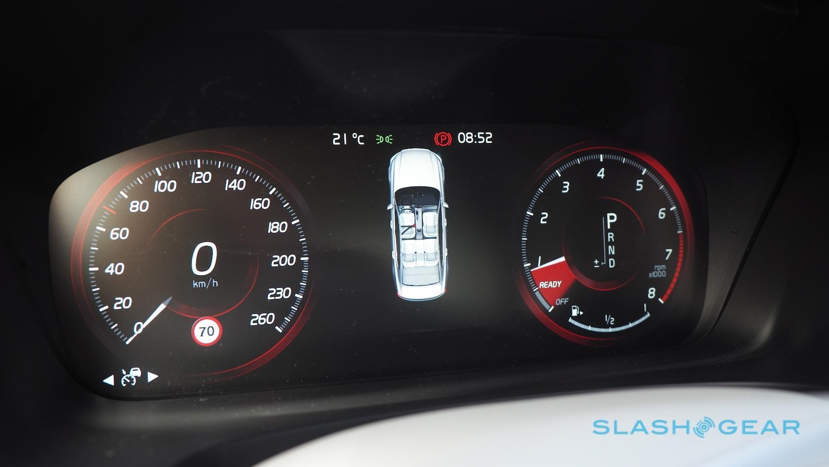 2017 Volvo S90 first-drive – Sweden declares war - SlashGear