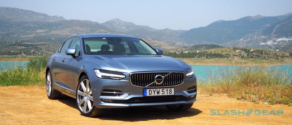 2017 Volvo S90 first-drive – Sweden declares war