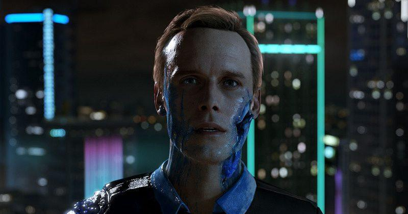 Detroit: Become Human wants players to be co-writers