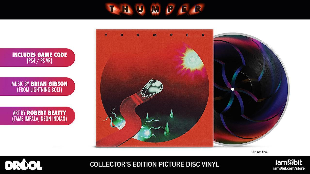 Music rhythm game 'Thumper' confirmed as PlayStation VR launch game