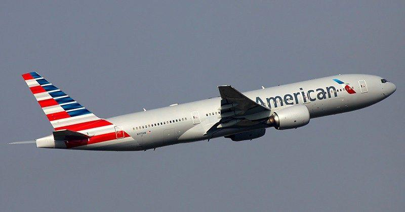 American Airlines new fleet to get 12Mbps connections for every seat