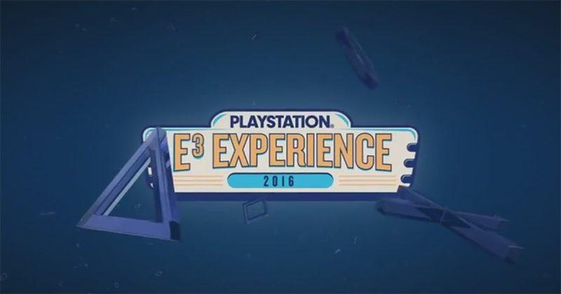 "E3 2016 – 4K ""NEO"" PS4 and PSVR will dominate Sony's press conference"
