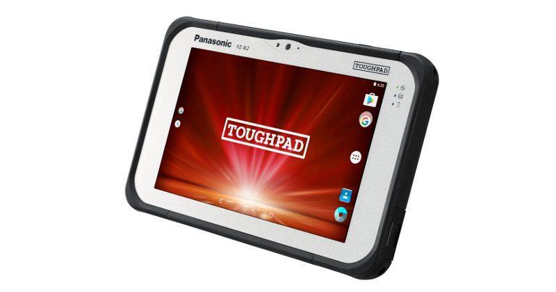 Panasonic Toughpad FZ-B2 gets a substantial refresh