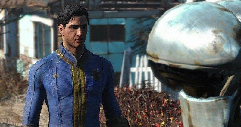 Fallout 4 gets listed for free, but don't expect to keep your copy